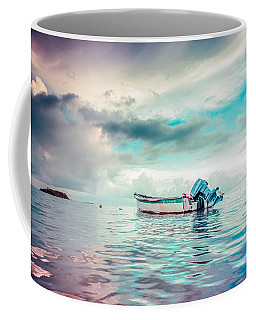 The Caribbean Morning Coffee Mug