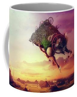 The Carnival Is Over Coffee Mug