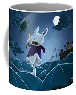 The Carrot Thief Coffee Mug