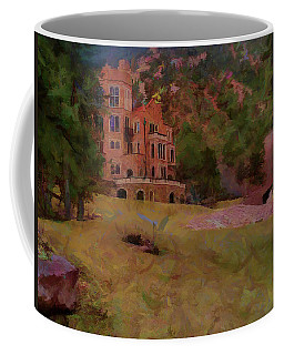 The Castle Coffee Mug by Ernie Echols