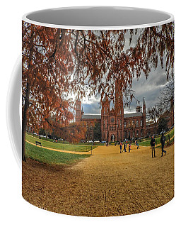 The Castle Coffee Mug