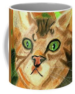 The Cat Face Coffee Mug