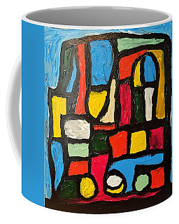 The Catedral Coffee Mug