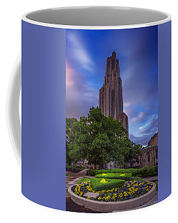 The Cathedral Of Learning Coffee Mug