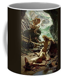 The Cave Of The Storm Nymphs Coffee Mug