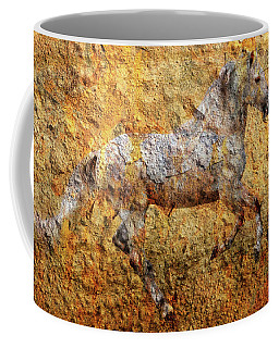 The Cave Painting Coffee Mug
