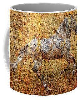 The Cave Painting Coffee Mug