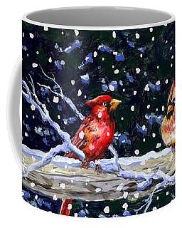 The Cedar Rail Gang Coffee Mug