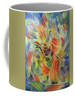 Coffee Mug featuring the photograph Celebrate My Soul by Rosanne Licciardi