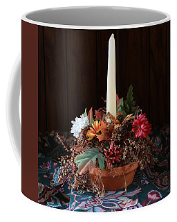 Coffee Mug featuring the photograph The Centerpiece by Rick Morgan