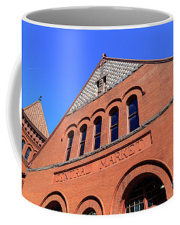 The Central Market Coffee Mug