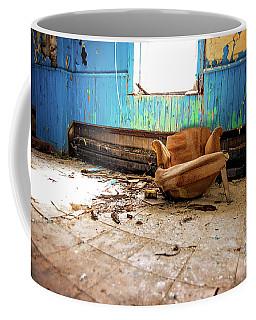 The Chair Coffee Mug by Randall Cogle