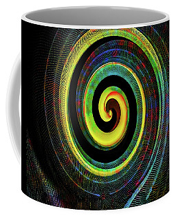 The Chameleon Snake Skin Coffee Mug