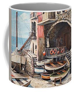 The Chandler Coffee Mug
