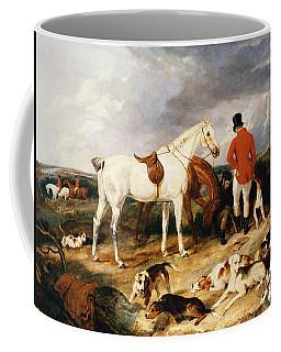The Change, 1823 Coffee Mug