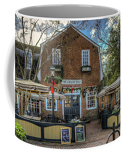 Coffee Mug featuring the photograph The Cheese Shop by Jerry Gammon