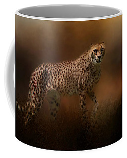 The Cheetah Coffee Mug