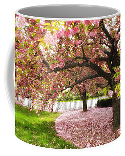 The Cherry Tree Coffee Mug