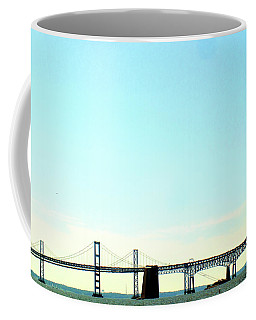 The Chesapeake Bay Bridge Coffee Mug