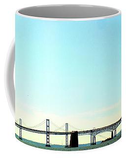 The Chesapeake Bay Bridge Coffee Mug