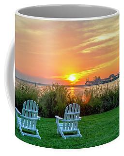 The Chesapeake Coffee Mug by Brian Wallace