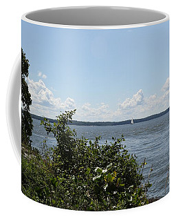 The Chesapeake From Turkey Point Coffee Mug