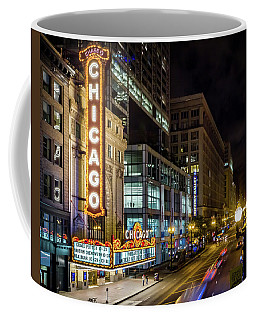 Illinois - The Chicago Theater Coffee Mug