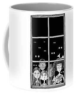 The Children In The Window Coffee Mug