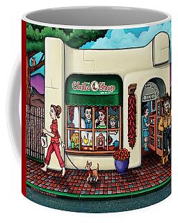 The Chile Shop Santa Fe Coffee Mug