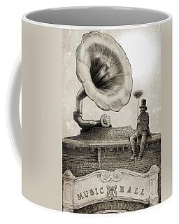 The Chimney Sweep Monochrome Coffee Mug