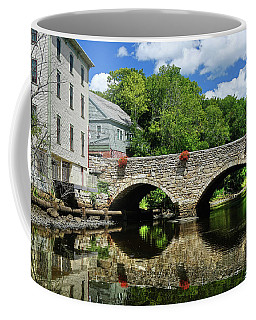 The Choate Bridge Coffee Mug