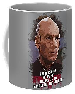 The Choice - Picard Coffee Mug