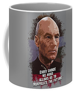 The Choice - Picard Coffee Mug