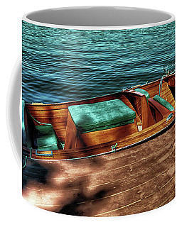 The Chris Craft Continental - 1958 Coffee Mug by David Patterson