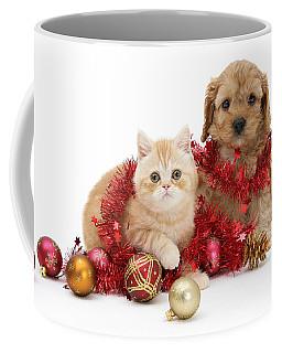 The Christmas Tree Destroyers Coffee Mug
