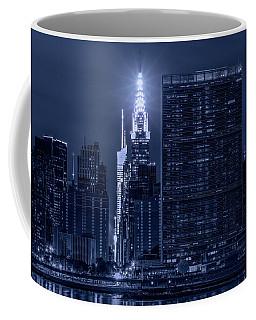 The Chrysler Star Coffee Mug