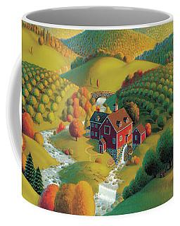 The Cider Mill Coffee Mug