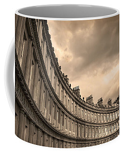 The Circus Bath England  Coffee Mug
