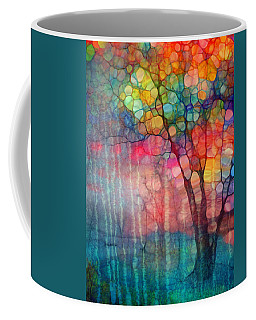 The Circus Tree Coffee Mug by Tara Turner