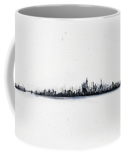 The City New York Coffee Mug