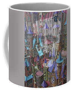 The City Of Crow Coffee Mug