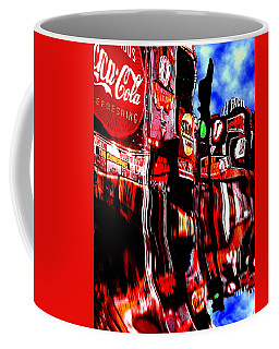 Coffee Mug featuring the photograph The City Of London by Vladimir Kholostykh
