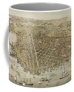 The City Of San Francisco Coffee Mug