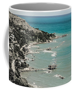 The City Of Waves Coffee Mug