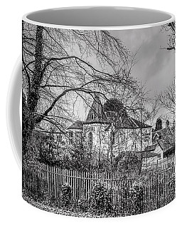 Coffee Mug featuring the photograph The Claremont by Jeremy Lavender Photography