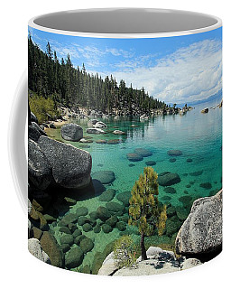 Coffee Mug featuring the photograph The Clarity Of Truth by Sean Sarsfield