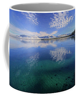 The Clarity Of Winter Coffee Mug by Sean Sarsfield