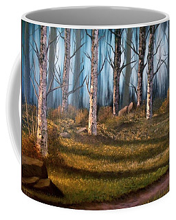 The Clearing Coffee Mug