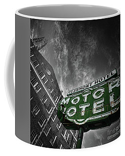 The Clermont Hotel Coffee Mug