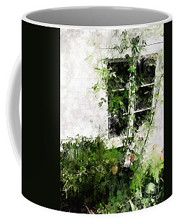 Coffee Mug featuring the photograph The Climb by Claire Bull